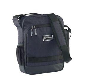Caribee Departure 2.0 shoulder bag BLACK