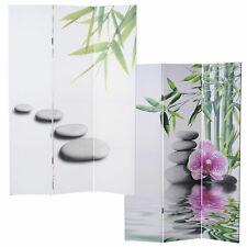 Foto-Paravent Bagheria, Paravent Raumteiler Spanische Wand 120X180cm