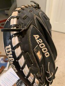 Wilson a2000 M1 Superskin catchers glove