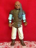 1983 Kenner Original Star Wars Return of the Jedi Weequay Vintage Action Figure