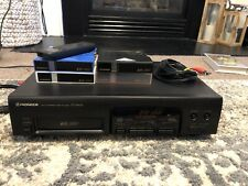 New listing Pioneer Pd-M426 4 Compact Disc Cartridges Cd Changer Player W/Remote & Rca