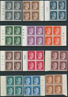 Lot Stamp Germany Block WWWII 3rd Reich Adolf AH Hitler Plates Selection MNH