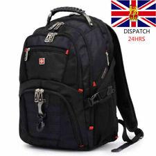Mens Wenger Swissgear 17.1 inch Laptop Backpack/Notebook Bag/Rucksack Backpack