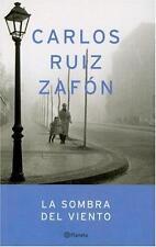 La Sombra Del Viento Autores Espanoles E Iberoamericanos Spanish Edition