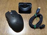 Used Razer Naga Epic Chroma Multi Lighting Gaming Mouse RZ01-01230100-R3A1