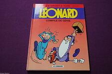 LEONARD - De Groot & Turk - Le Lombard / Delville / Esso 2000 - Compile de Génie