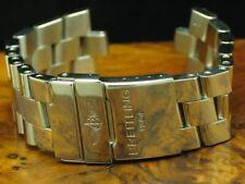 Breitling Professional II Edelstahl Uhrenarmband Armband / 19cm / 109,1 g