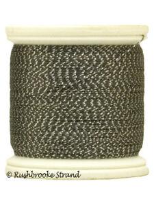 YLI Silk Sparkle Thread 100wt on 100 yard spools | Choose Color