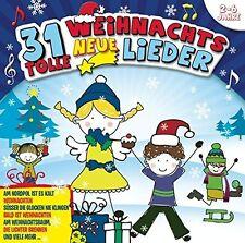 INA & DIE KITA-KINDER PHIL - 31 NEUE TOLLE WEIHNACHTSLIEDER  CD NEU