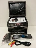 Mediagate MG-M2TVD 1080p Media Player with DTS 2.0 Digital Auto Out  New (Black)