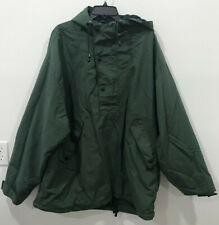 Gap Green Men's Parka Windbreaker Style Jacket Fleece Lined and Padded Hood XXL