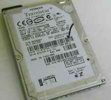 60GB Hitachi HTS721060G9AT00 Laptop IDE Hard Drive TG754 P/N 0A28263 MLC: DA1395