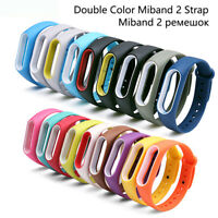 For Xiaomi Mi Band2 Wrist Strap Silicone Smart Bracelet Belt Colorful Wristband.