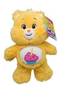 Care Bears Unlock The Magic Birthday Bear 8 Inch Small Plush