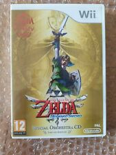 Legend of Zelda Skyward Sword | Nintendo Wii | Excellent and Fast dispatch