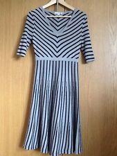Boden 3/4 Sleeve Striped Dresses for Women