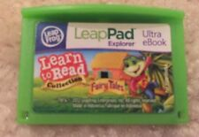 LeapFrog Explorer Learn to Read Fairy Tales eBook Cartridge For LeapPad Only