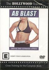 AB Blast- Define The Ultimate Six Pack DVD !