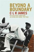 Beyond A Boundary by James, Cyril Lionel Robert Paperback Book The Fast Free