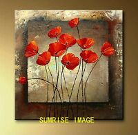 OP965 Hand-painted Modern Abstract Oil Painting on canvas wall decor/NO Frame