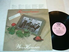 "Wes Homner ""Remembrance"" 1989 Bluegrass/Gospel LP, Nice VG++!, w/ Lyrics Sheet"