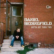 Gotta Get Thru This, Daniel Bedingfield,Excellent, ### Audio CD with artwork-com