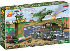 COBI - Military Airfield Small Army 750 Piece Block Set #NEW