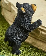 Curious Animal Garden Statue Yard Lawn Art Porch Patio Outdoor Decor - Baby Bear