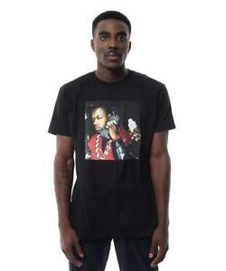 Mens Black Cross Colours 90s Legend Too Short Phone Hip Hop Legends Tee T-Shirt