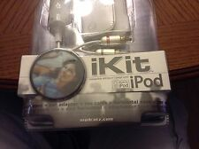 IKIT FOR IPOD!  STILL IN SEALED PACKAGING!  ORIGINALLY SOLD BY MADCATZ!