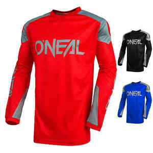 Oneal Matrix 2021 Motocross Jersey Ridewear MX Bike Dirt Bike Race Shirt O Neal