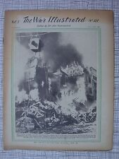 The War Illustrated #111 (Odessa Malta Airacobra, Russia, Japan, Bomber Command)