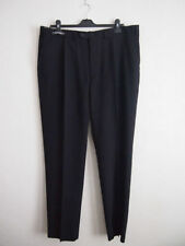 Pleated Big & Tall 36L Trousers for Men