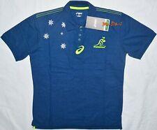 BNWT - Wallabies Polo Shirt Mens Australia Wallabies Rugby Union Shirt