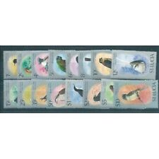 St Lucia 1976 Aves 16 Val MNH MF10221