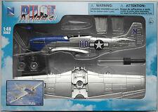 NEWRAY-p-51 Mustang 1:48 Kit/Kit Nuovo/Scatola Originale AEREO MODELLO