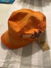 Cheveux Orange Capstar Hat