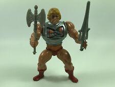 Original 1984 MOTU Battle Armor He-Man - Complete