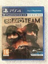 Bravo Team - Sony PlayStation 4 - PSVR - Region Free - NEW & SEALED
