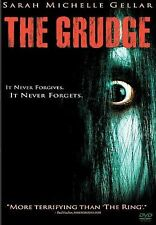 The Grudge (DVD 2005) Sarah Michelle Gellar Scariest Movie NEW Sealed