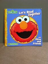 Let's Read Together with Elmo and Friends (2010, Paperback)