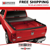 TruXedo TruXport RollUp Tonno Cover Fit 09-18 Dodge RAM 2500 6.4' Bed