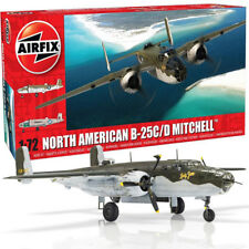 AIRFIX A06015 North American B25C/D Mitchell 1:72 Aircraft Model Kit