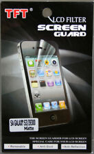 Schutzfolie, Displayfolie für Samsung Galaxy  S3, i9300, Slll, matt, Display,...