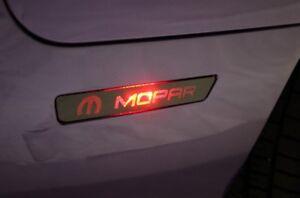 2015-'20 Challenger Front & Rear Side Marker vinyl overlays With MOPAR Cut Out
