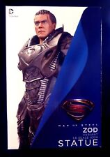 General Zod Icon Variant Statue Superman Man of Steel Gentle Giant DC Comics