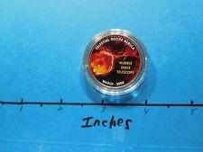 HUBBLE SPACE TELESCOPE 2002 PIC CELESTIAL GEODE NEBULA KENNEDY HALF DOLLAR #2
