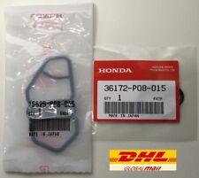 OEM Upper Lower VTEC Solenoid Gaskets Honda Si B16A2 GSR B18C1 Type R B18C5 DC