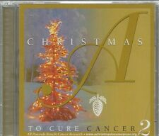 CHRISTMAS TO CURE CANCER 2 jazz swing CD big-band Nashville new