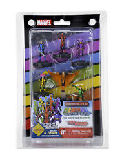 Heroclix Deadpool The Mercs for Money + Uncanny X-Force Fast Forces Packs